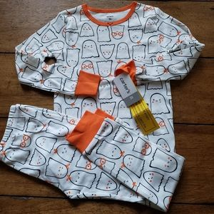 NWT Carter's Halloween PJs